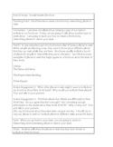 4 Minilessons (TC Format) Social Studies - 50 states brochure