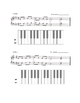 4 Minor Pentascales: Assignment Sheet for Beginning Pianists