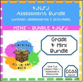 4.N.F.1 Written & Activity Assessment Bundle