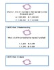4.NBT.3 Task Cards for Rounding Whole Numbers