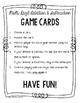 4.NBT.4 Game Cards: Multi-Digit Addition & Subtraction