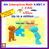 4.NBT.4 Math Animated, Interactive Test Prep – Add & Subtract