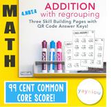 4.NBT.4 | TEKS 3.4.A | Multi-digit Addition w/ Regrouping