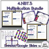 4.NBT.5 Multiplication Bundle