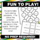 4.NBT.6 Division Math Games- Tic Tac Toe- No Prep! Common Core Aligned!