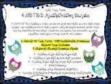 4.NBT.B.5 Multiplication Math Task Cards Bundle