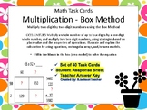 4.NBT.B.5 Two Digit by Two Digit Multiplication Box Method