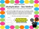 4.NBT.B.5 Two Digit by Two Digit Multiplication Box Method