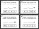 4.NBT.B.6 Division Math Task Cards Specific Quotients