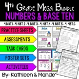 4.NBT **MEGA Bundle** Numbers & Base Ten Operations