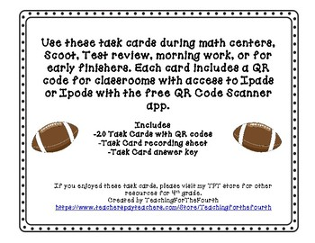 4.NBT Task Cards