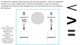 4.NF.2 - Comparing Fractions with Common Denominators - Rally Coach