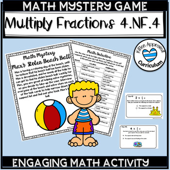 graphic relating to Printable Mystery Games identified as Printable Fractions Online games for 4th Quality Math Solution Match