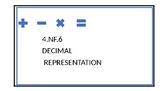 4.NF.6 Decimal representation