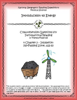 4 NGRE Introduction to Energy - Insulation, No-Passing Zone, p22-30