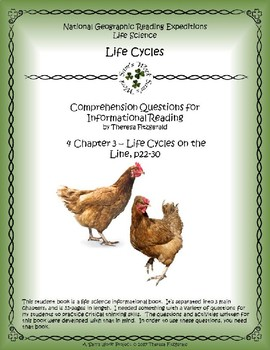 4 NGRE Life Cycles - Ch. 3, Life Cycles on the Line, p22-30