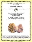 4 NGRE Rocks and Minerals -Ch. 3, HighTech Rocks, New Uses for Old Rocks, p22-30