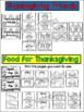 4 November Emergent Readers Kindergarten /Thanksgiving/ Tu