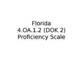 4.OA.1.2 Proficiency Scale