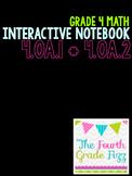4.OA.1 Multiplicative Comparison Mini-Unit Interactive Notebook