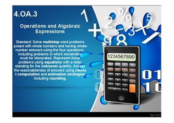 4.OA.3 Review