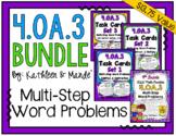4.OA.3 BUNDLE: Multi-Step Word Problems