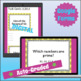 4.OA.4 Digital Task Cards: Factors & Multiples