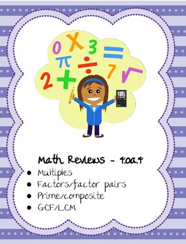 4.OA.4 Math Reviews