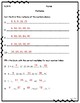 4.OA.4 Factors, Multiples and Prime Numbers Teaching Pack