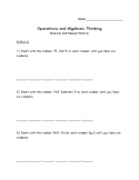 4.OA.C.5 Shape and Number Patterns
