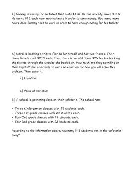 4.OA Operations and Algebraic Thinking
