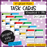 4.OA.1 Task Cards ANSWER KEY INCLUDED