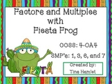 4-OA4 Prime and Composite, Factor Pairs, and Multiples wit