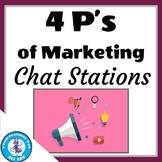 4 P's of Marketing Chat Stations