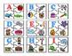 4 Part Alphabet Puzzles