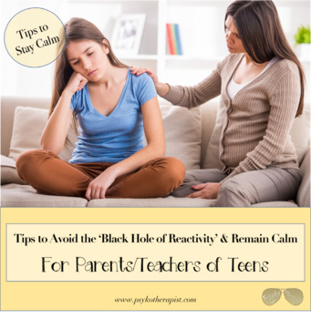 4 Phrases that Lead Adults into the Black Hole of Reactivity