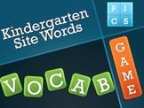 4 Pics 1 Word-Kindergarten Site Word Game