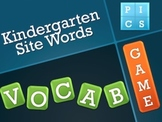 4 Pics 1 Word-Kindergarten Site Word Game