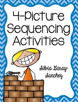 4-Picture Sequencing Activities