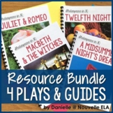 4 Plays - Shakespeare in 30: Juliet & Romeo, Macbeth, Twelfth Night, Midsummer