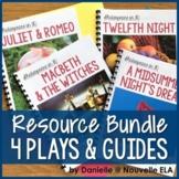 4 Plays - Shakespeare in 30: Juliet & Romeo, Macbeth, Twel