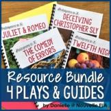 4 Plays - Shakespeare in 30: Juliet & Romeo, Twelfth Night