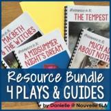4 Plays - Shakespeare in 30: Macbeth, Much Ado, Tempest, M