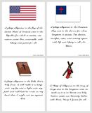 4 Pledges Posters - Cursive