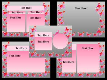 Spring - Holidays - Seasonal Activities - Editable Template- Butterfly