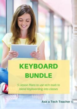5 Projects to Integrate Keyboarding into the Digital Classroom