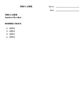 4 Questions Math TEKS 4.2B[R]