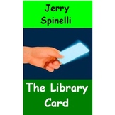 4 Quizzes for The Library Card