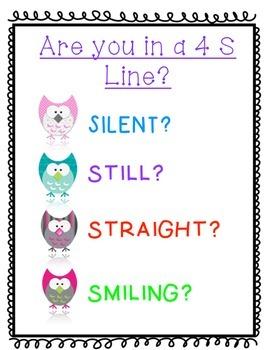 4-S LINE-OWL THEME