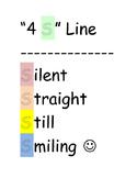 """4 """"S"""" Line"""